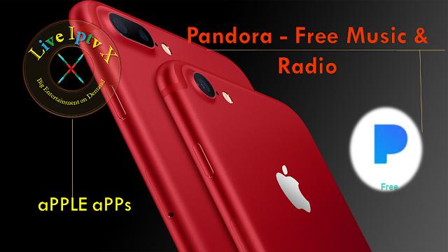 Pandora App (Updated)