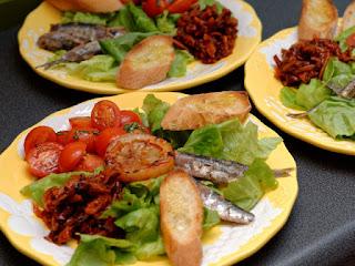 Salade de Tapas