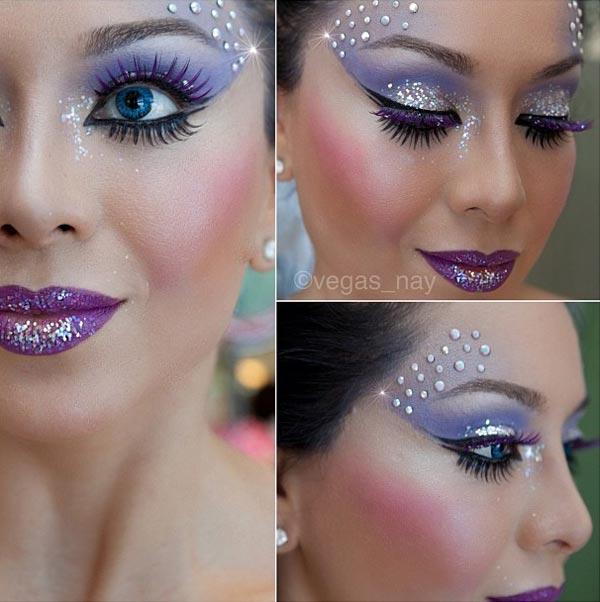 Adesivo De Parede Harry Potter ~ Clarisse Froner 10 inspirações de maquiagem para usar no carnaval!!!!