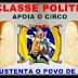 A política do Pão e Circo do 'morro' está montada
