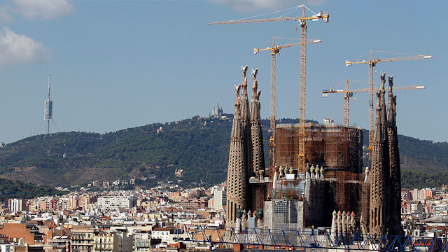 La Sagrada Familia pagará 36 millones de euros tras 133 años de construcción 'sin licencia'