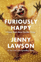 Furiously Happy Review Recommendation - Jenny Lawson - Women's Fiction Book Recommendations