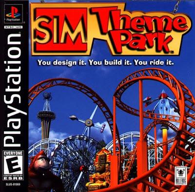 descargar sim theme park psx por mega