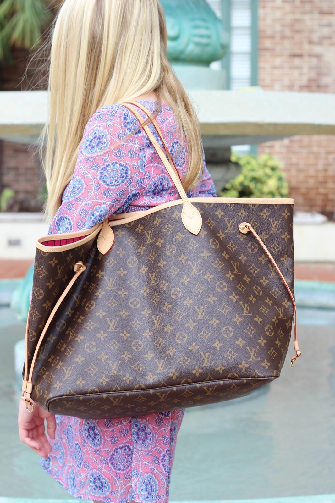 Stephanie Kamp Blog Louis Vuitton Neverfull Gm Review