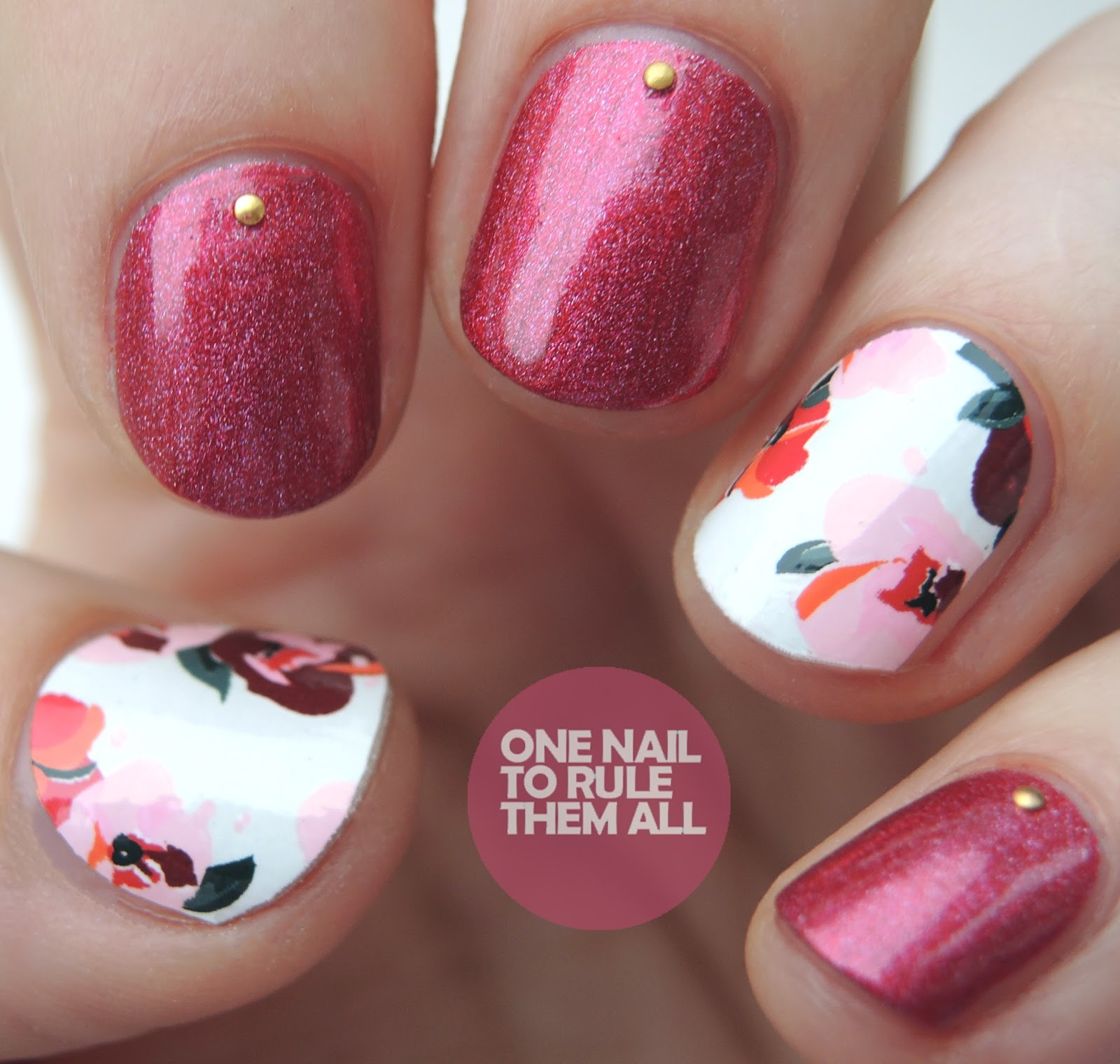 One Nail To Rule Them All: February 2017