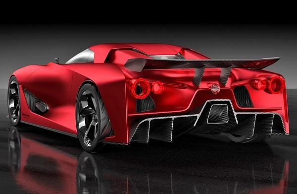 Nissan GT-R R36 Concept