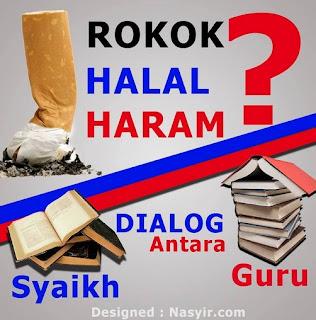 Alasan Logis Kalau Rokok Itu Haram