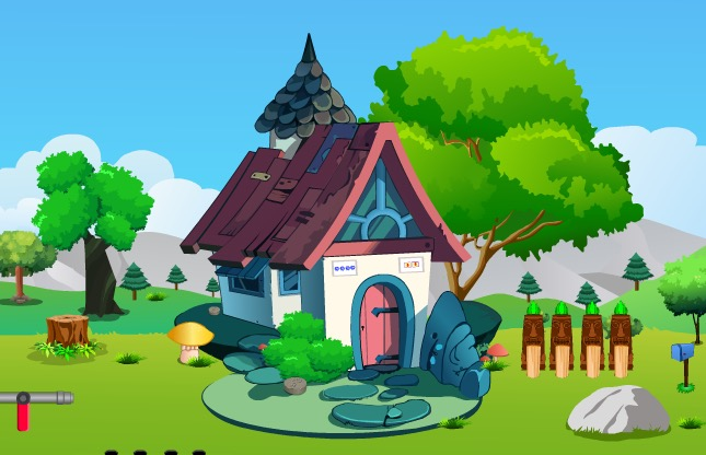 Play Jolly Girl House Escape