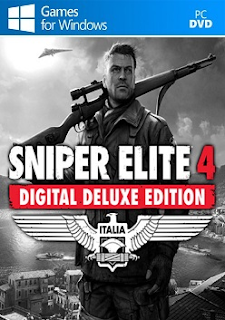 Sniper Elite 4 Deluxe Edition v1.5.0 MULTi10 Repack - FitGirl [Free Download]