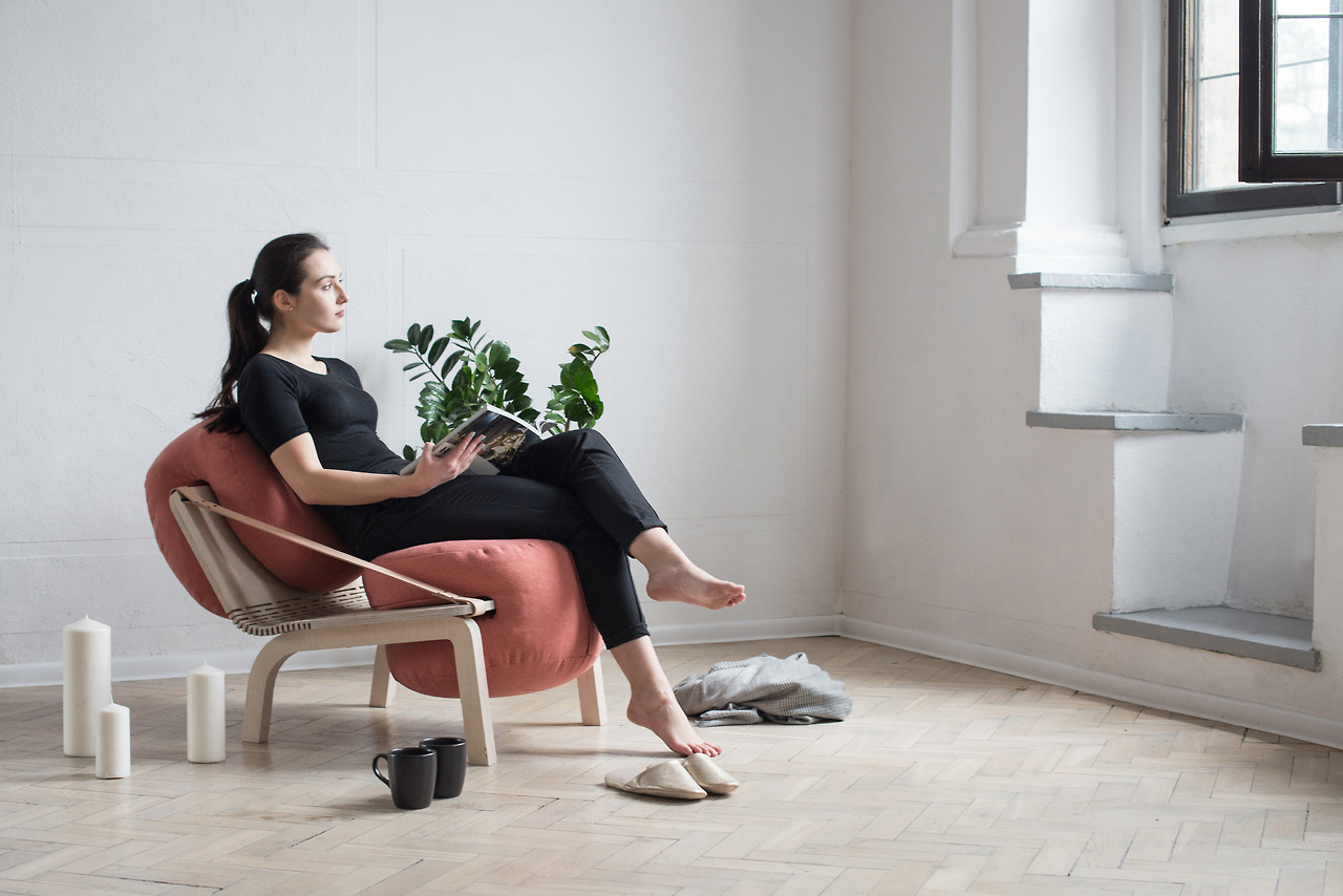 Fotel Dango - Agnieszka Kowal