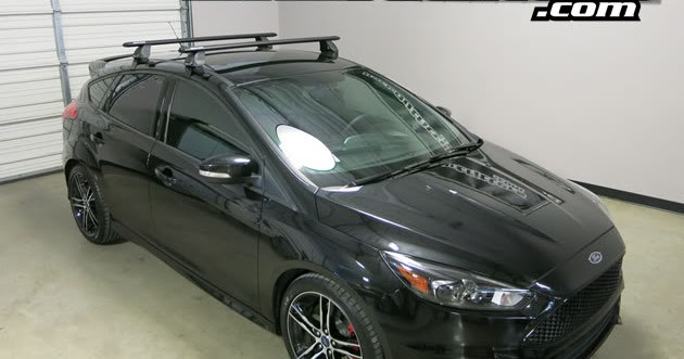 Rack Outfitters Ford Focus St Rhino Rack 2500 Vortex Aero
