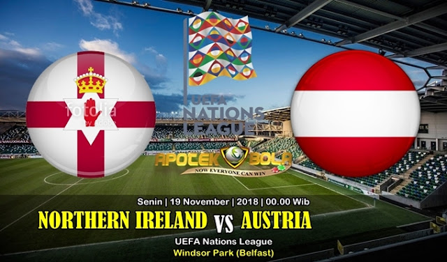 Prediksi Northern Ireland Vs Austria 19 November 2018