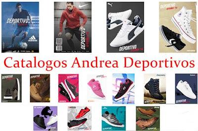 Andrea Catalogos Deportivos otoño invierno