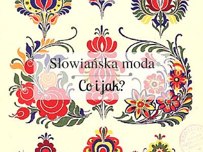 folklor, inspiracje, moda, ubrania, ludowo, kwiaty, moodboard