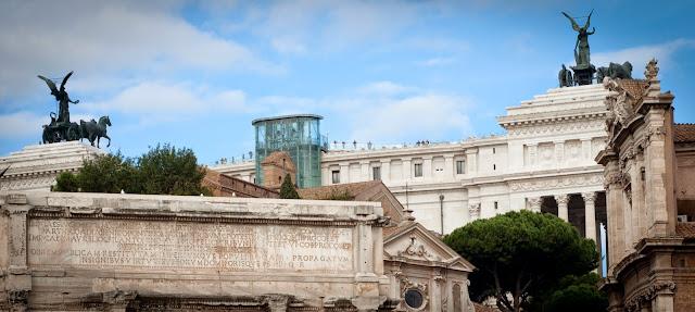 Foro Romano; Rome, Italy