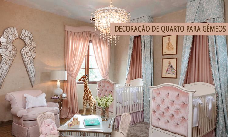 decoração+quarto+bebê+gemeos