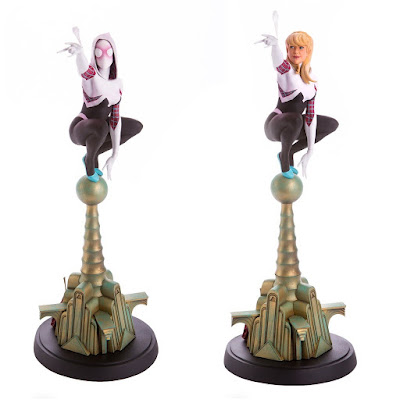 Spider-Gwen Marvel Polystone Statue by Phantom City Creative x Mondo