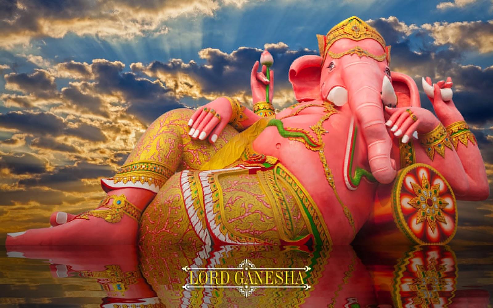 Happy Ganesh Chaturthi 2014 Wallpapers: Happy Ganesh