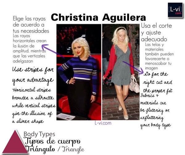 [Triangle] Christina Aguilera  L-vi.com