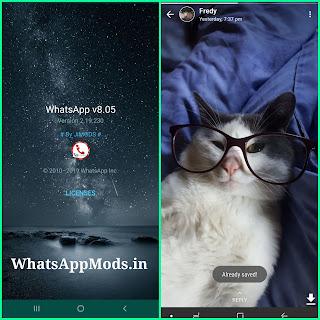 WhatsApp JiMods v8.05