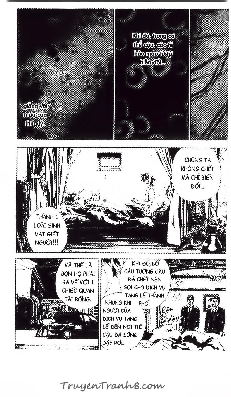 Shiki chapter 29 trang 27