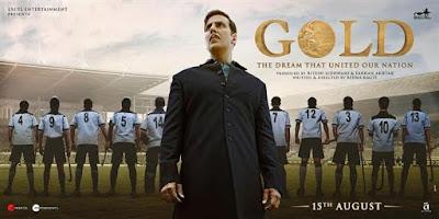 Gold hindi movie 3 days boxoffice collection