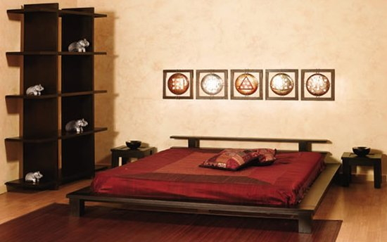 Dormitorio estilo zen dormitorios con estilo for Camera da letto zen