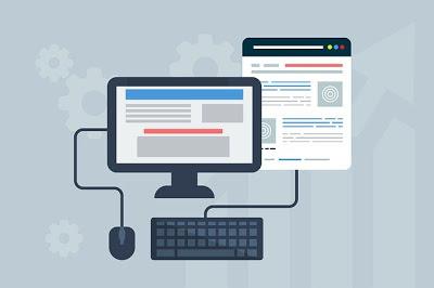 Perbedaan Antara Blog dan Website - BARAWEBID