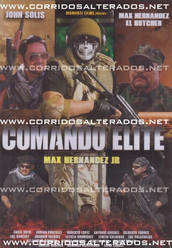 Comando Elite La Pelicula (2014)