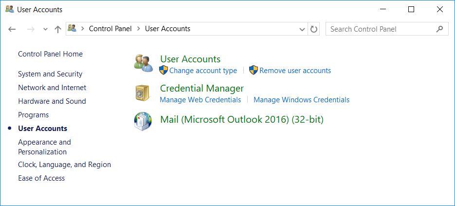 Jan David Narkiewicz (Developer): Windows 10: Logging out