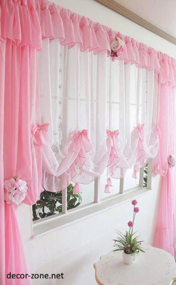 kitchen curtains designs
