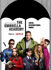 Sinopsis pemain genre Serial The Umbrella Academy (2019)