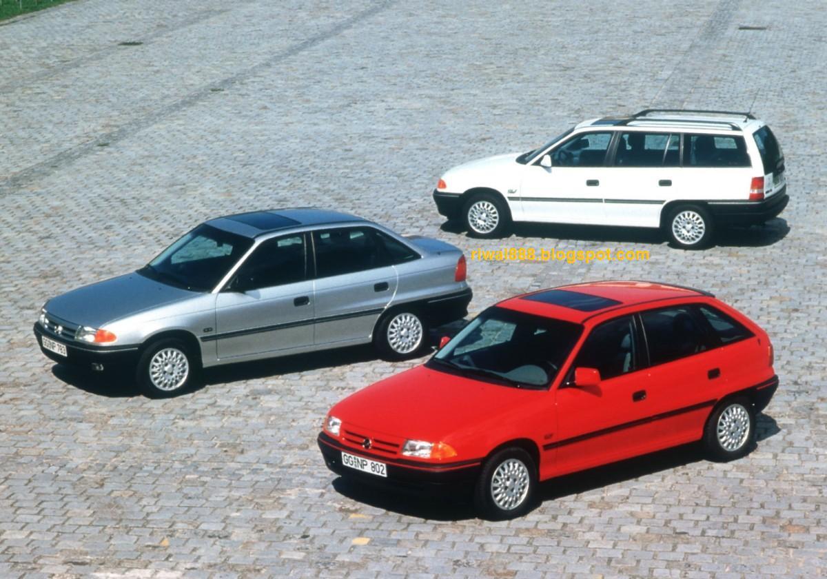 Riwal888 - Blog: !NEW! All-New Opel Astra K: Innovation ...