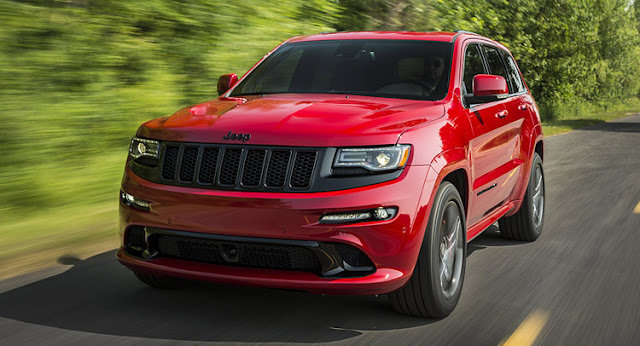 2015 Jeep Grand Cherokee Design, Specs, Performance review
