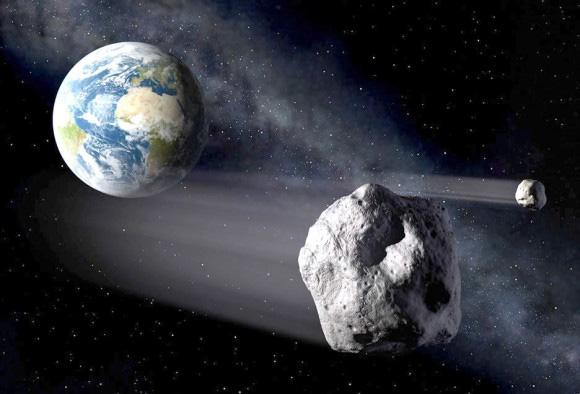 asteroide proximo da Terra