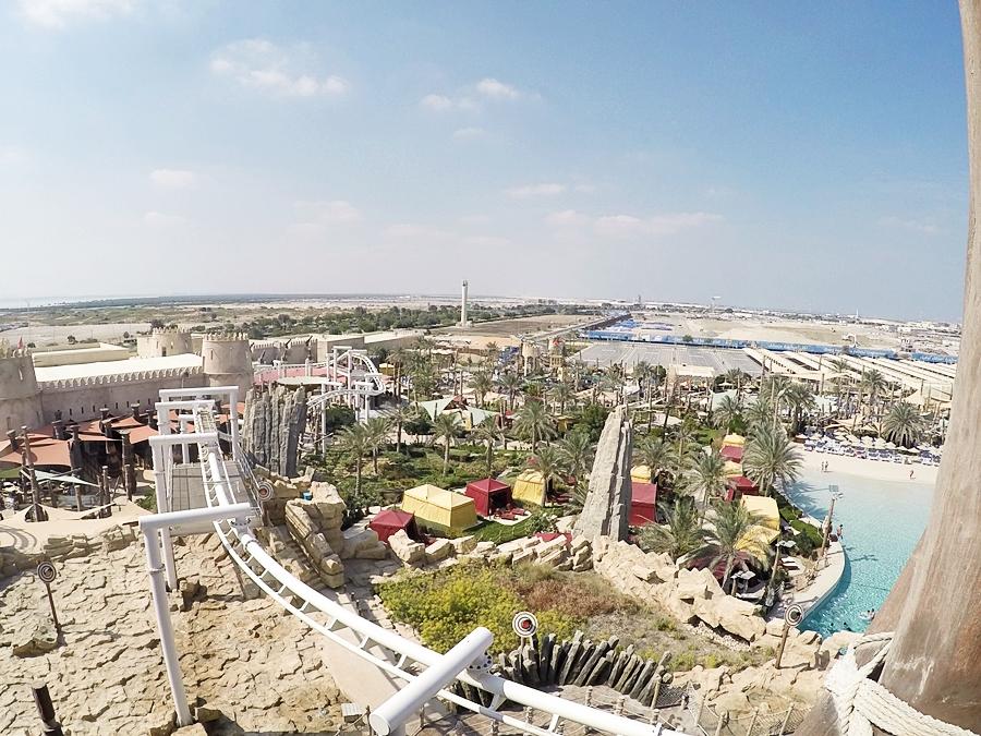 abu dhabi water sport park yas island