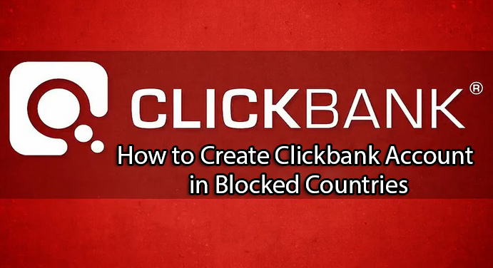 How to create clickbank account