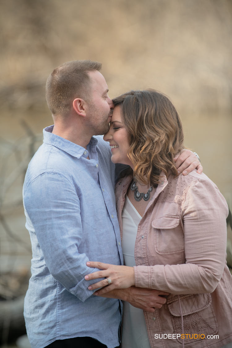Nichols Arboretum Ann Arbor Spring Engagement Pictures by SudeepStudio.com Ann Arbor Wedding Photographer