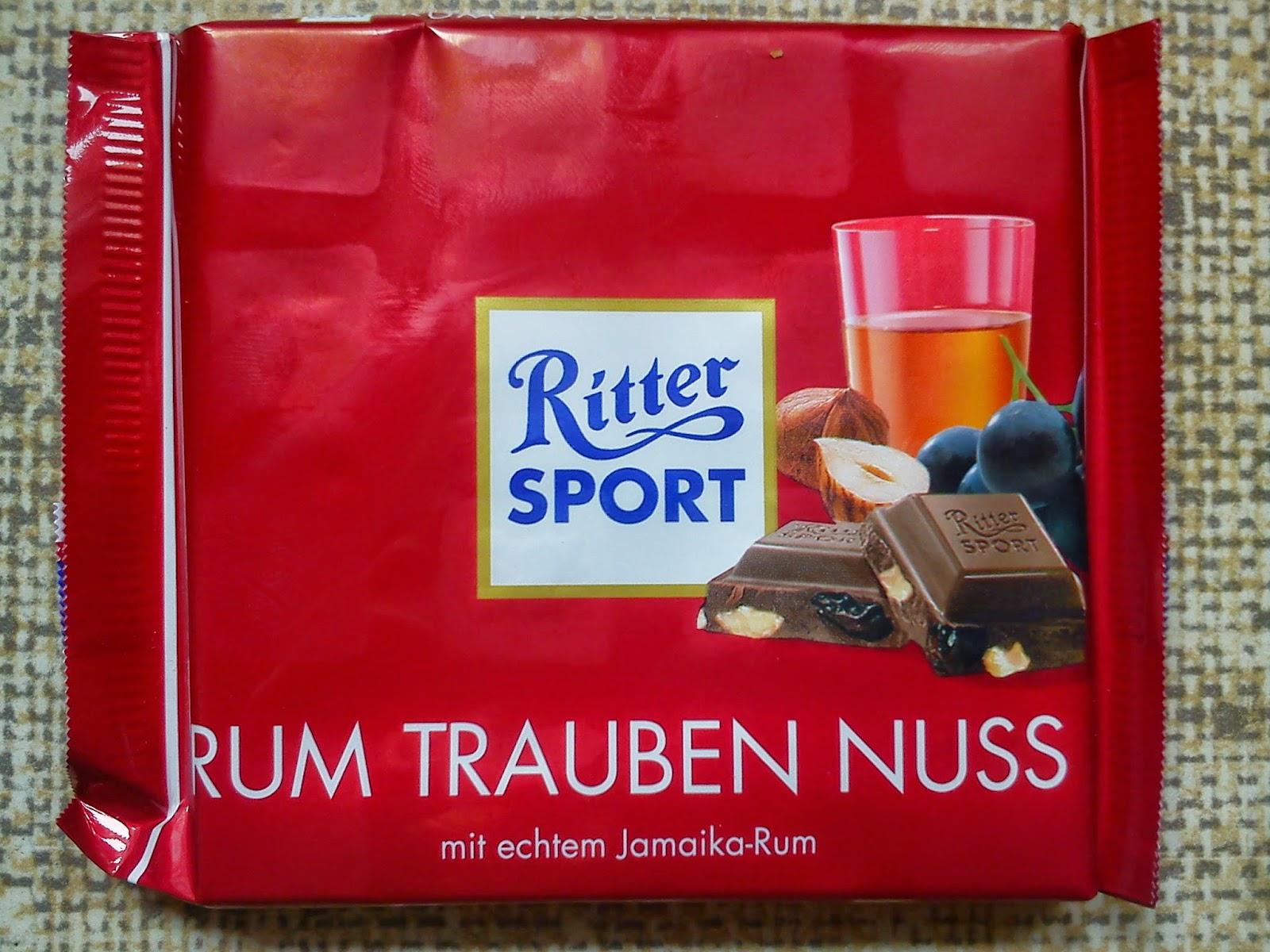 Ritter Sport Trauben Nuss