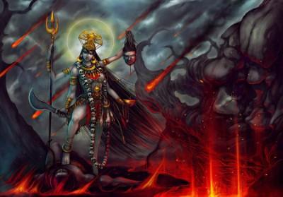 kali mata Hindu Goddess