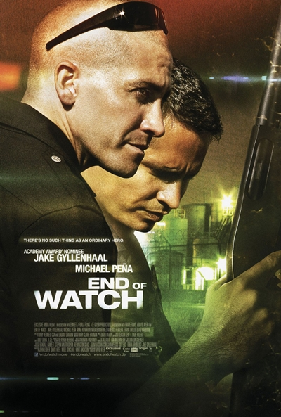 End of Watch DVDRip Español Latino