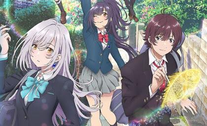 Irozuku Sekai No Ashita Kara Todos os Episódios Online
