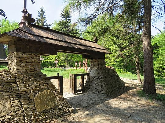 "Cmentarz wojenny nr 51 ""Rotunda""."
