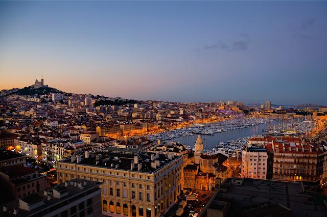Sejarah Kota Marseille