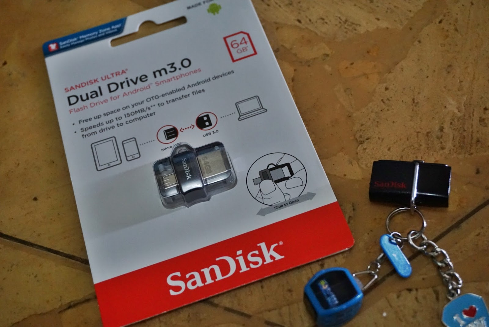 Sandisk Ultra Dual Otg Drive M30 From Lazada 32gb Gold Edition Dalam Entry Box Of Joy Sally Dah Beli On The Go Kat Sebelum Dapat Yang Lagi Besar Kapasitinya Nihahahahasally