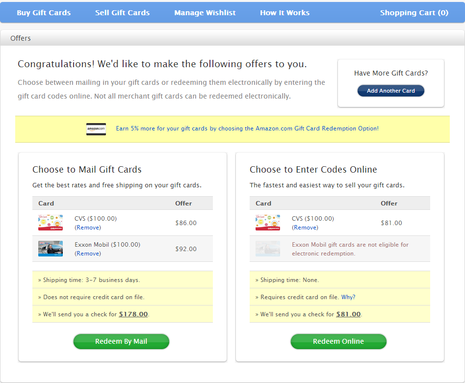gift card redemption gift card churning online redemption chasing the points 3726