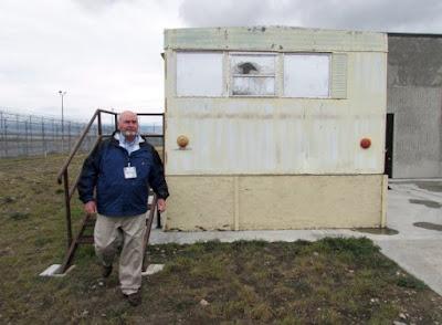 Montana's death chamber