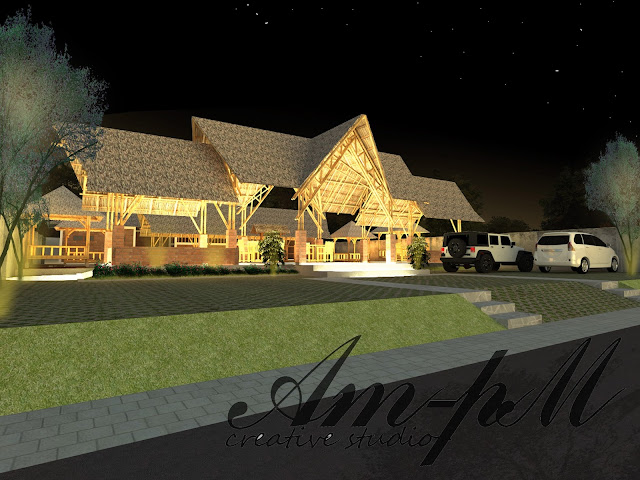 Bamboo Cafe And Resto
