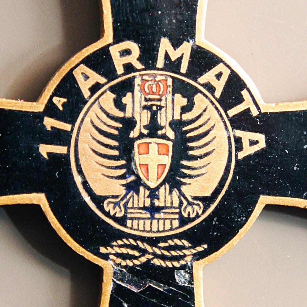 particolare croce 11 undicesima armata mori