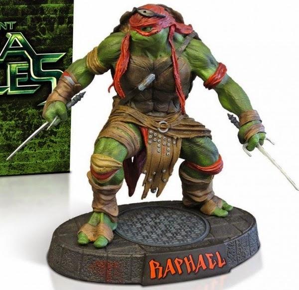 Gift Set Blu-ray As Tartarugas Ninja